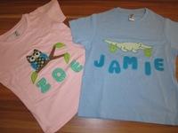 Kinder-Shirts von FRINGSA
