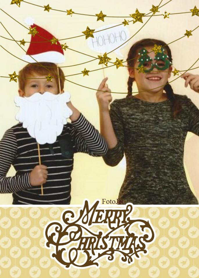 Frohe Weihnachten dieTestfamilie - DieTestfamilie wünscht frohe Weihnachten!