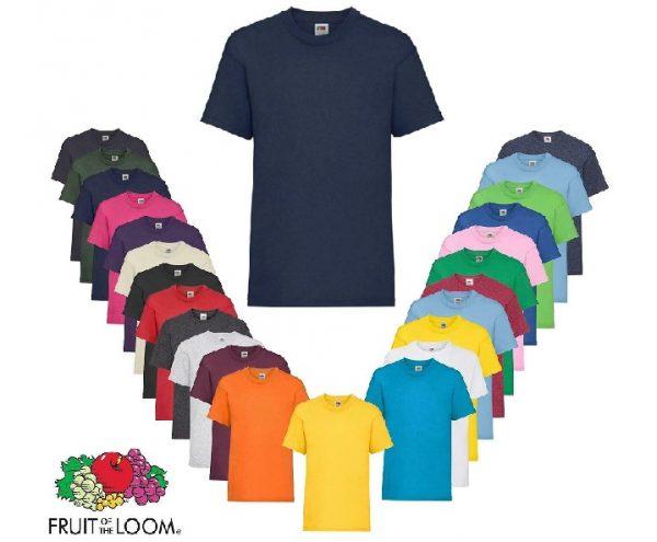 Fruit of the Loom T Shirts 600x495 - T-Shirts günstig bedrucken und besticken lassen
