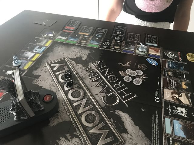 Rezension: Game Of Thrones Monopoly