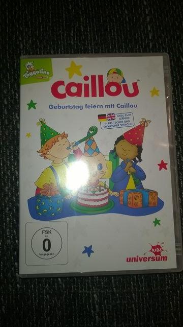 Geburtstag feiern mit Caillou (2)