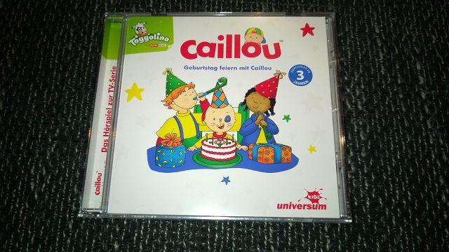 Geburtstag feiern mit Caillou (4)