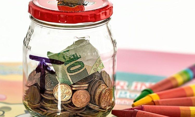 Mit Kindern Geld sparen – So gehts!