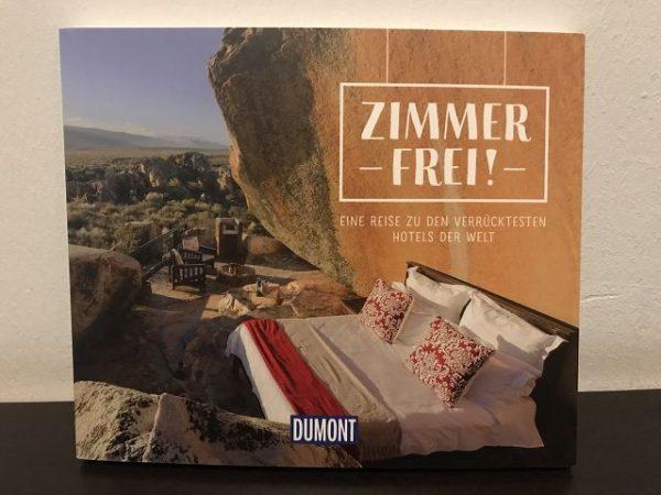 Geschenkbuch Zimmer frei! von MairDumont