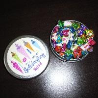 Geschenkdose Schulanfang 1 - Geschenk-Box zum Schulanfang von calini-design