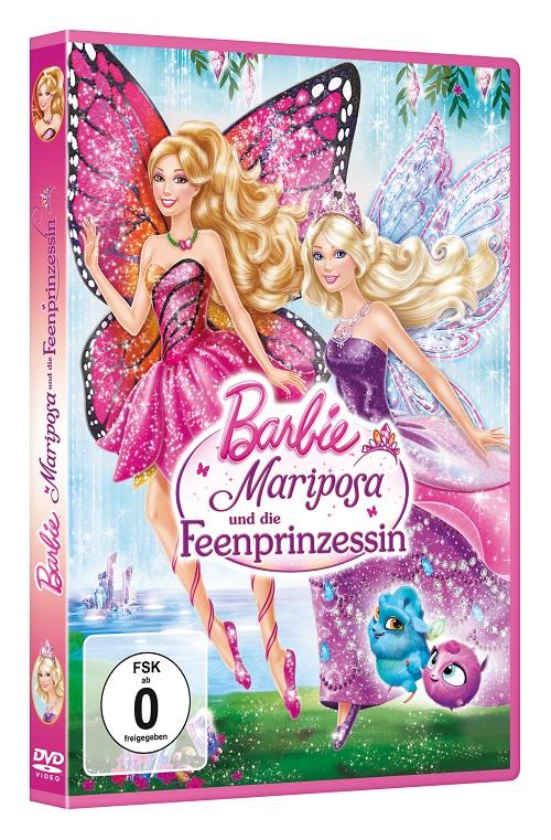 beendet – Gewinnspiel – Barbie™ Mariposa und die Feenprinzessin