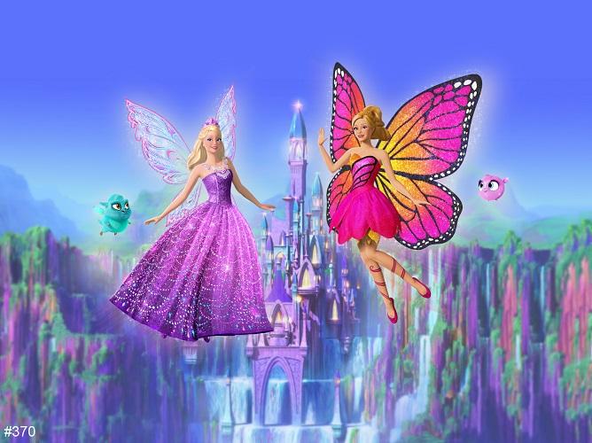 Gewinnspiel Barbie Mariposa und die Feenprinzessin (2)