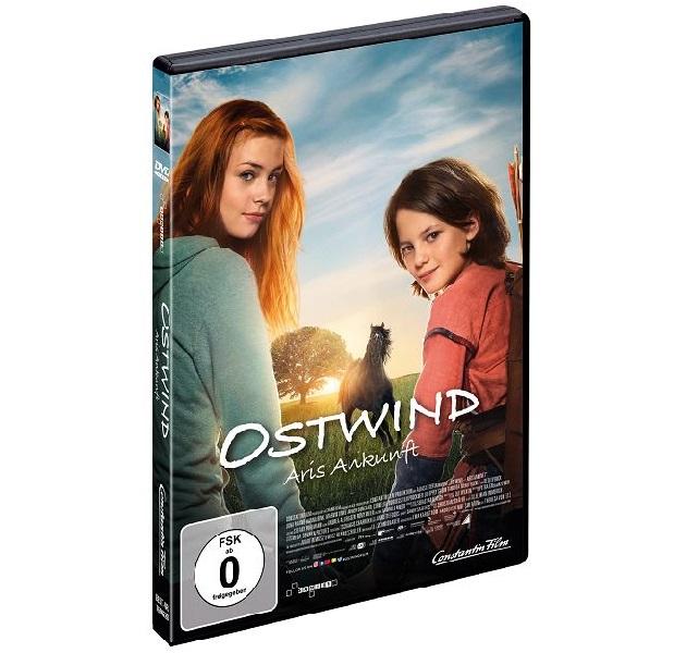 Gewinnspiel: Ostwind – Aris Ankunft auf DVD