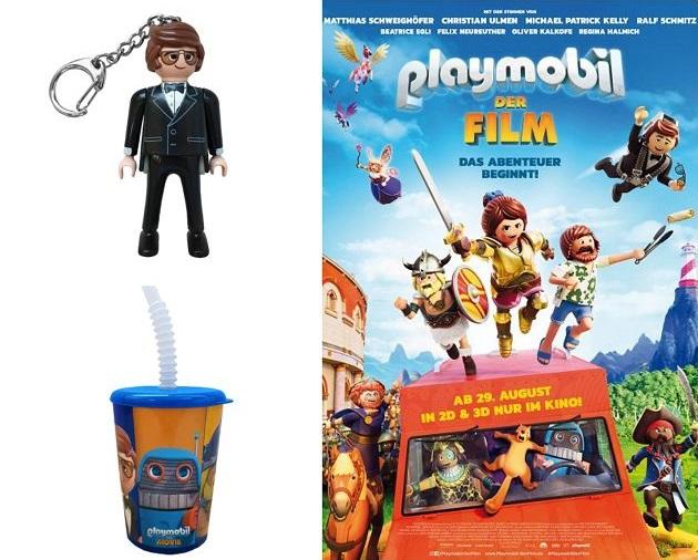 Gewinnspiel: PLAYMOBIL: DER FILM