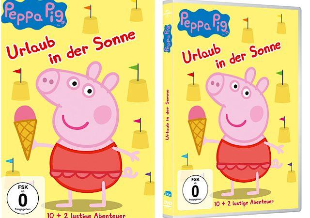 Gewinnspiel: Peppa Pig – Urlaub in der Sonne