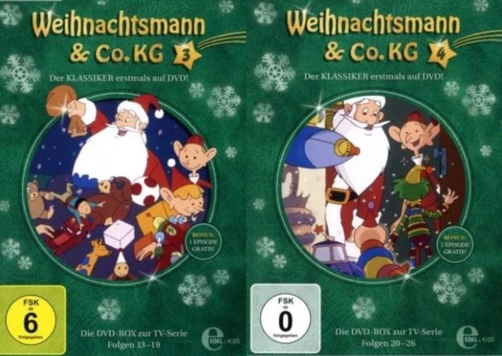 Gewinnspiel Weihnachtsmann Co. KG 2 - Gewinnspiel - Weihnachtsmann & Co. KG