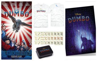 Gewinnspiel zum Kinostart von DUMBO