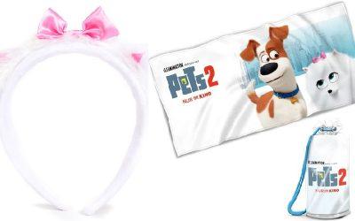 Gewinnspiel zum Kinostart von Pets 2