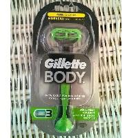Gillette BODY Rasierer für Männer im Test