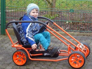 Go Kart Thunder II von Hauck 22 300x225 - Produkttest: Go-Kart Thunder II von Hauck Toys