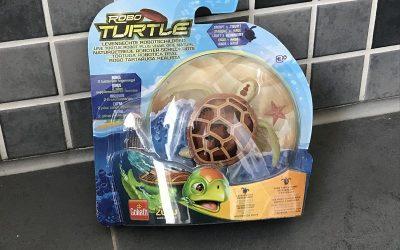 Goliath Robo Turtle Wasserschildkröte 4 400x250 - Produkttest: Goliath Robo Turtle Wasserschildkröte