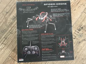 Goliath Sky Viper Spiderman Drohne im Test 2 300x225 - Produkttest: Goliath Sky Viper Spiderman Drohne