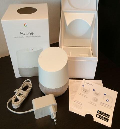 Google Home unser erster Eindruck 5 - Produkttest: Google Home - unser erster Eindruck