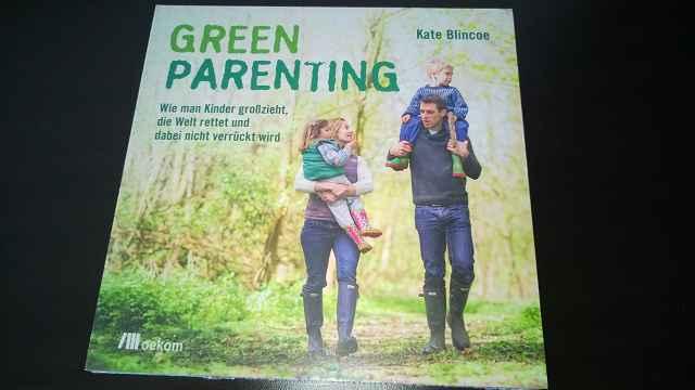 Green parenting 1 - Testleser gesucht: Green parenting