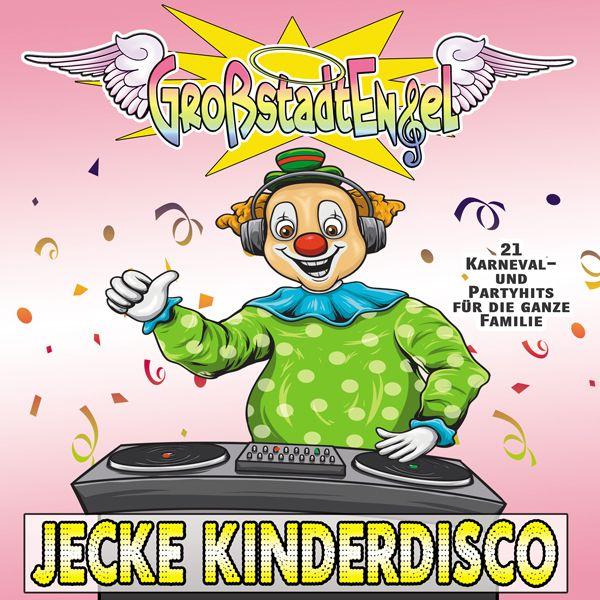 Gewinnspiel: GroßstadtEngel – JECKE KINDERDISCO