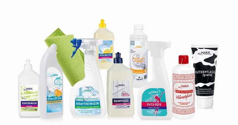 Produkttest: verschiedene HAKA Produkte im Test