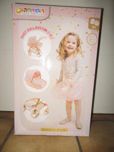 HAUCK Little Diva 2 225x300 - Produkttest - Hauck Little Diva Puppenwagen und Reisebett