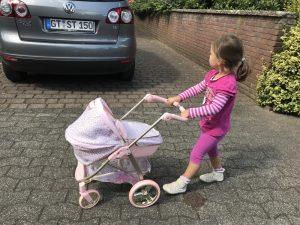 HAUCK Little Diva 300x225 - Produkttest - Hauck Little Diva Puppenwagen und Reisebett