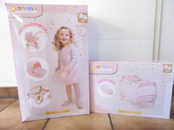 HAUCK Little Diva 4 600x450 - Produkttest - Hauck Little Diva Puppenwagen und Reisebett