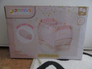HAUCK Little Diva 8 300x225 - Produkttest - Hauck Little Diva Puppenwagen und Reisebett