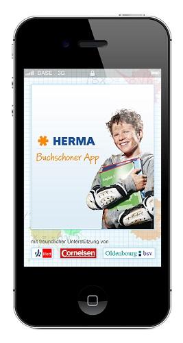 HERMA Schulbuch App