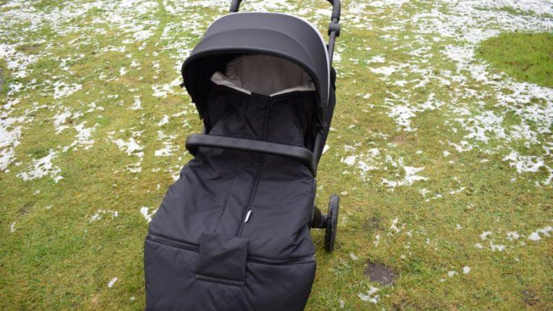 Produkttest: Kinderwagenfußsack von HOBEA-Germany
