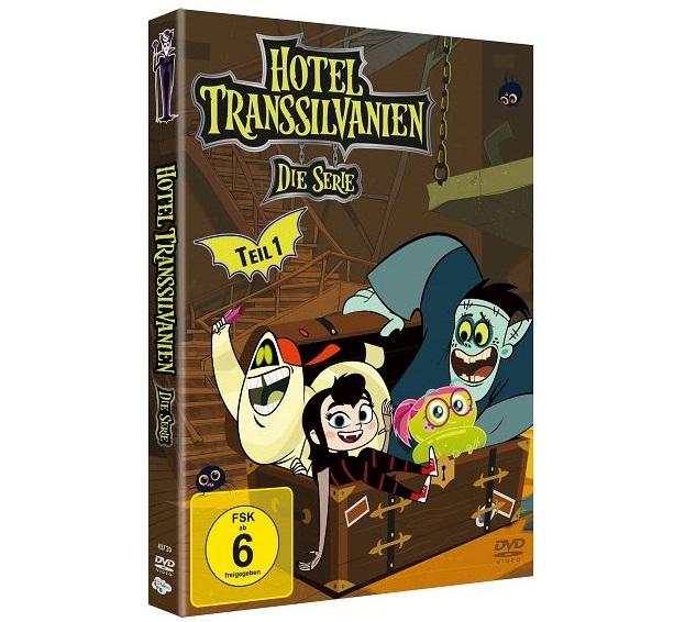 Gewinnspiel: HOTEL TRANSSILVANIEN – DIE SERIE