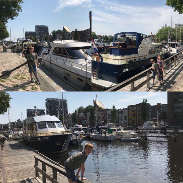 Hafen von Groningen 600x600 - Familien Ausflugstipp: de Martinitoren in Groningen