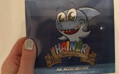 Hainer Der kleine Hai auf Meeresmission 400x250 - Hainer – Der kleine Hai auf Meeresmission/ Rezension