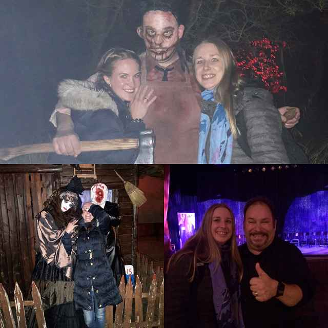 Halloween Horror Fest 2016 im Movie Park Germany
