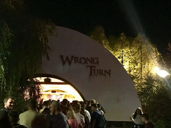 Halloween Horror Festival 2018 im Movie Park - Wrong Turn
