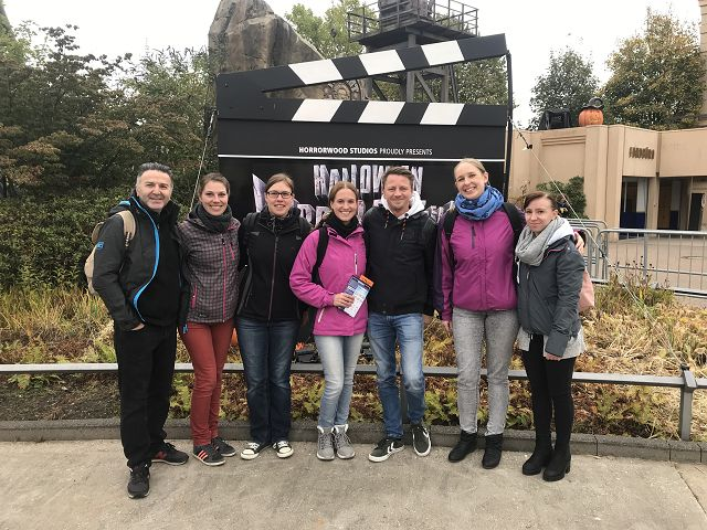 Halloween Horror Festival 2019 im Movie Park Germany