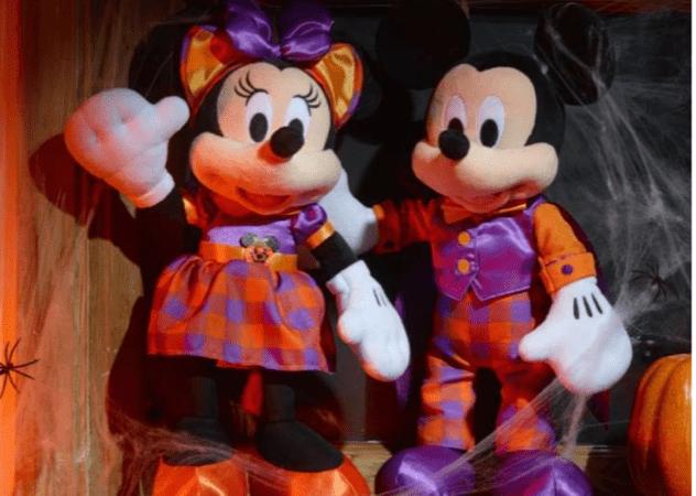 Gewinnspiel- Halloween im shopDisney