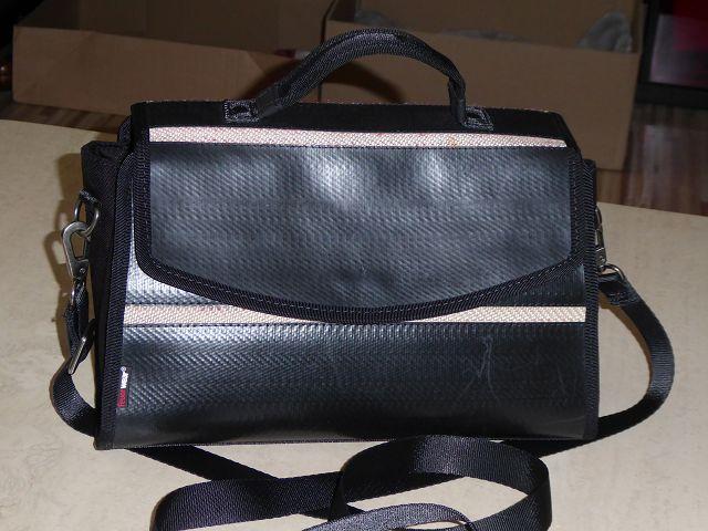 Produkttest: Handtasche Phil von Feuerwear