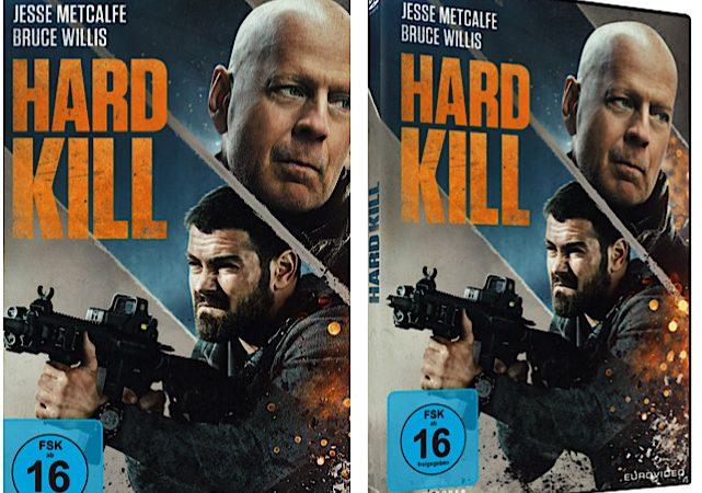 Gewinnspiel: Hard Kill auf DVD