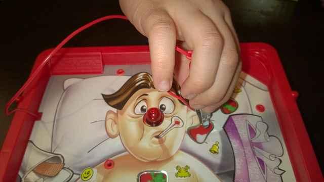 Hasbro Dr. Bibber - Edition 2015 (1)