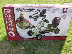 Hauck Toys Go Kart Lightning green 3 300x225 - Produkttest: Hauck Toys Go-Kart Lightning green