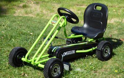 Hauck Toys Go Kart Lightning green 6 400x250 - Produkttest: Hauck Toys Go-Kart Lightning green