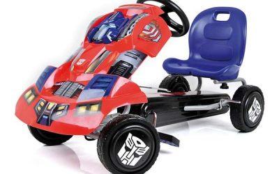 Hauck Transformers Go-Kart Optimus Prime im Wert von ca. 160,-€