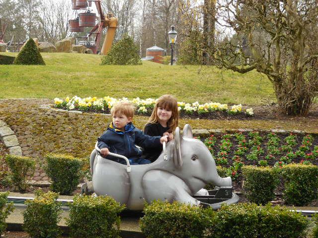 Ausflugs-Tipp: der Heide Park in Soltau