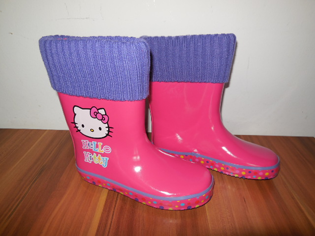 Hello Kitty Stiefel