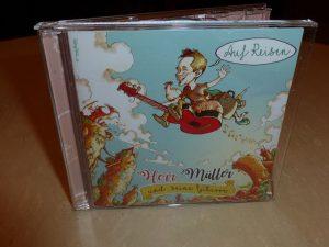 Herr Müller und seine Gitarre CD 10 300x225 - Rezension: CD Herr Müller und seine Gitarre - Auf Reisen