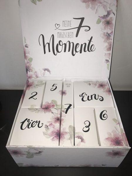Hochzeits-Countdown-Kalender