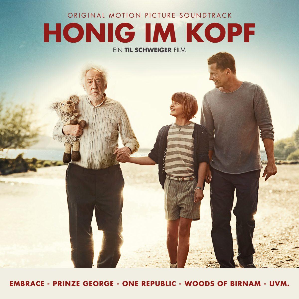 """Soundtrack """"Honig im Kopf"""" von Four Music"""