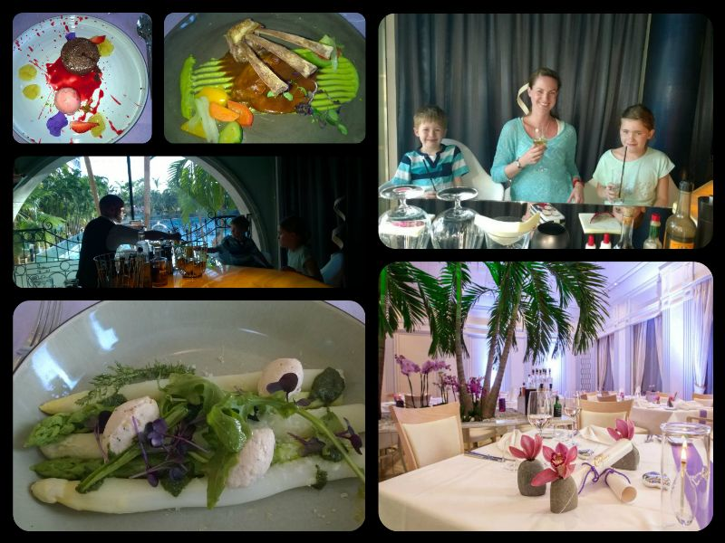 Hote Victory Therme Erding Gastronomie